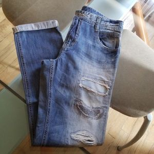 Benetton Size 11/12 Brand New Jeans